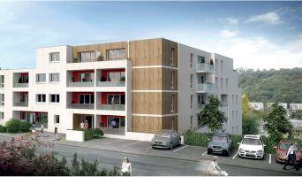 Résidence « Le Bellevue » programme immobilier neuf en Loi Pinel à Notre-Dame-de-Bondeville n°2