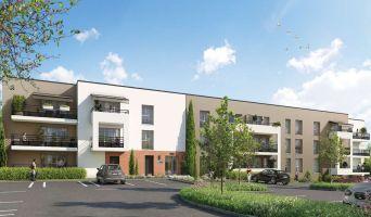 Résidence « Le Quartz » programme immobilier neuf en Loi Pinel à Notre-Dame-de-Bondeville