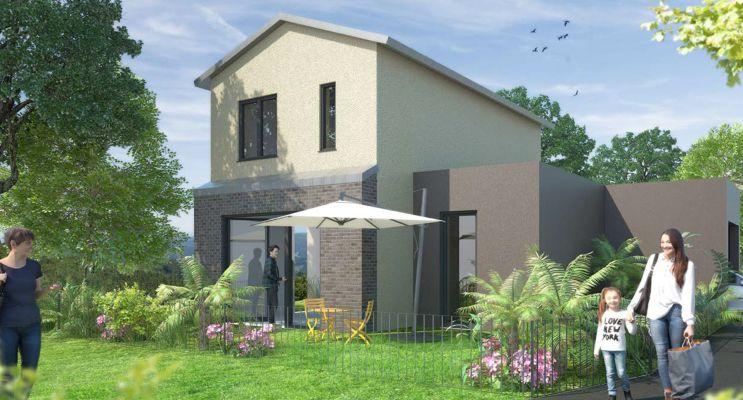 Photo du Résidence « Eden Park » programme immobilier neuf en Loi Pinel à Octeville-sur-Mer