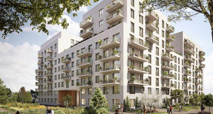 Photo du Résidence « Arborescence » programme immobilier neuf en Loi Pinel à Rouen