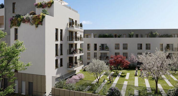 Photo du Résidence « Calypso » programme immobilier neuf en Loi Pinel à Rouen