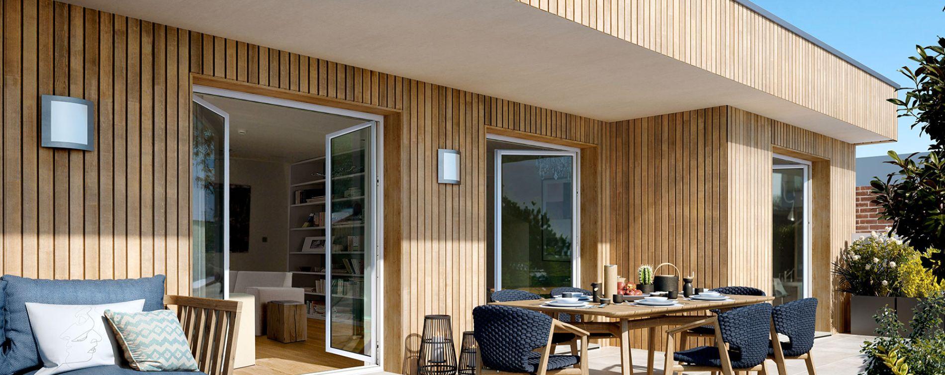 Rouen : programme immobilier neuve « Carré Flora » en Loi Pinel (2)
