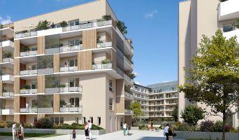 Photo n°1 du Résidence « Carré Flora » programme immobilier neuf en Loi Pinel à Rouen