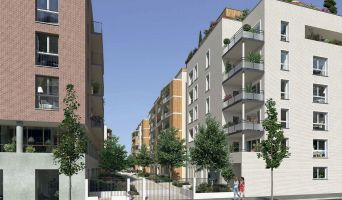 Photo n°3 du Résidence « Carré Flora » programme immobilier neuf en Loi Pinel à Rouen