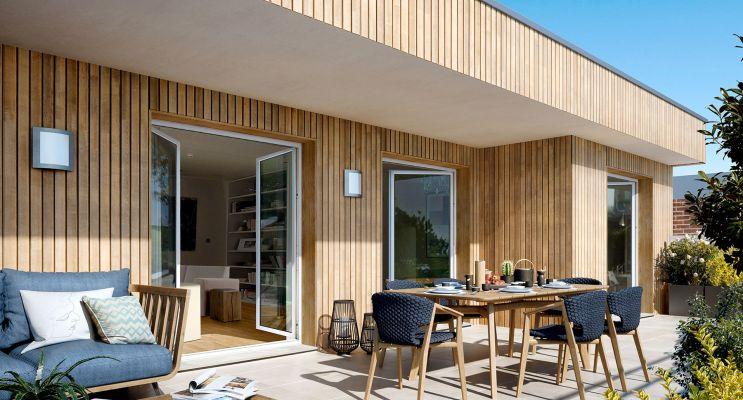 Résidence « Carré Flora » programme immobilier neuf en Loi Pinel à Rouen n°2