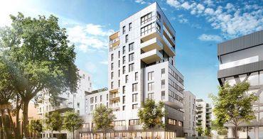 « Cityseine » (réf. 212874)Programme neuf à Rouen, quartier Pasteur réf. n°212874
