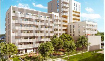 Photo n°2 du Résidence « Cityseine » programme immobilier neuf en Loi Pinel à Rouen