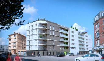 Photo n°1 du Résidence « Incitii » programme immobilier neuf en Loi Pinel à Rouen