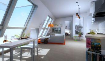 Photo n°2 du Résidence « Incitii » programme immobilier neuf en Loi Pinel à Rouen