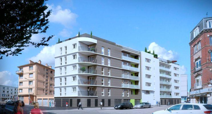 Photo du Résidence « Incitii » programme immobilier neuf en Loi Pinel à Rouen