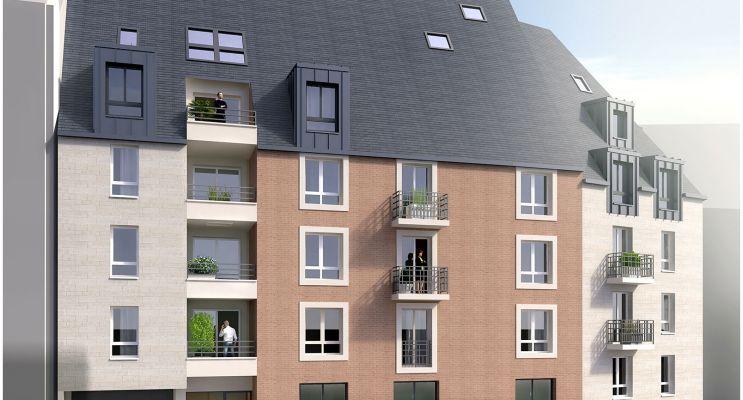 Photo du Résidence « La Renaissance » programme immobilier neuf en Loi Pinel à Rouen