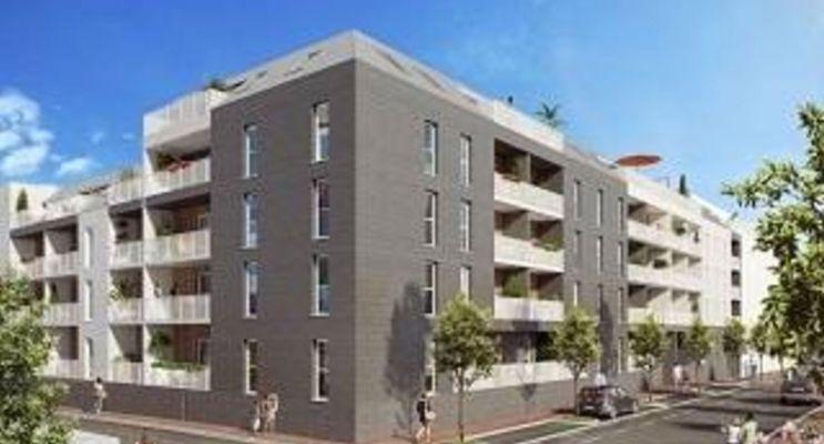 Photo du Résidence « Le 74ème » programme immobilier neuf en Loi Pinel à Rouen