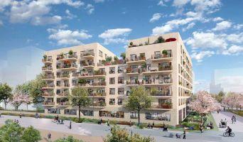 Photo du Résidence « Les Girandières Cœur Normandie » programme immobilier neuf à Rouen