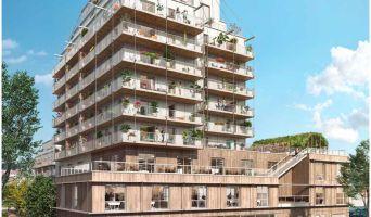 Photo du Résidence « Lisière en Seine » programme immobilier neuf en Loi Pinel à Rouen