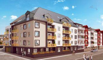 Photo n°1 du Résidence « Lumi'R » programme immobilier neuf en Loi Pinel à Rouen