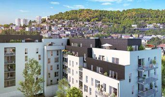 Photo du Résidence « Plein Ouest » programme immobilier neuf en Loi Pinel à Rouen