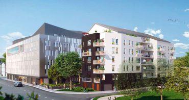 Résidence « Rivéo » (réf. 211448)à Rouen, quartier Saint Clement   Jardin Des Plantes réf. n°211448