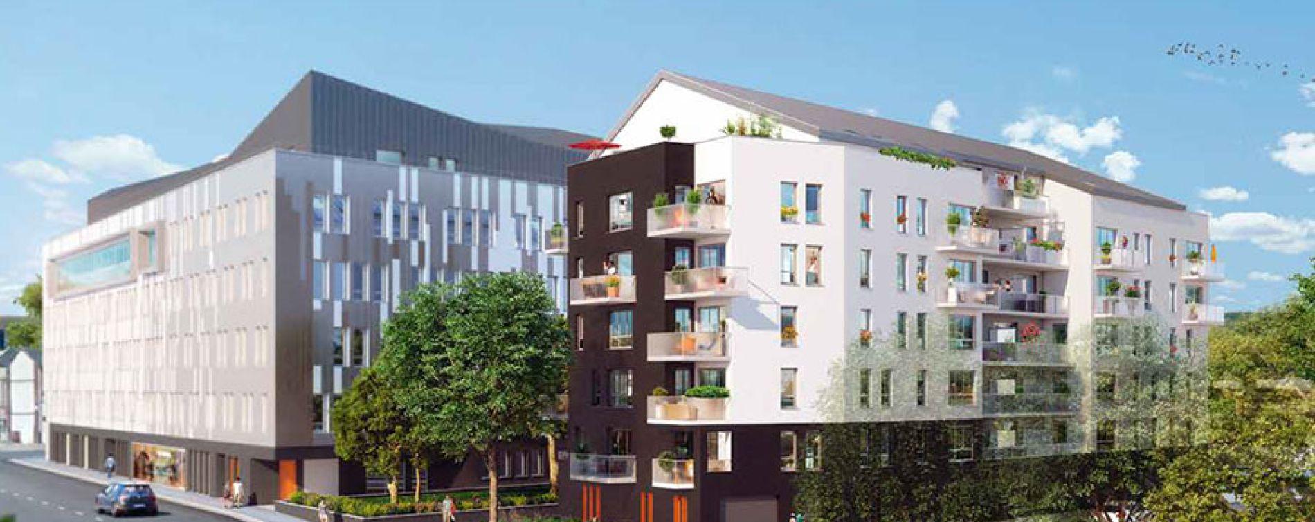 Résidence Rivéo à Rouen