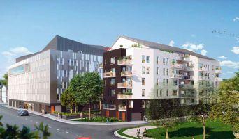 Photo du Résidence « Rivéo » programme immobilier neuf en Loi Pinel à Rouen