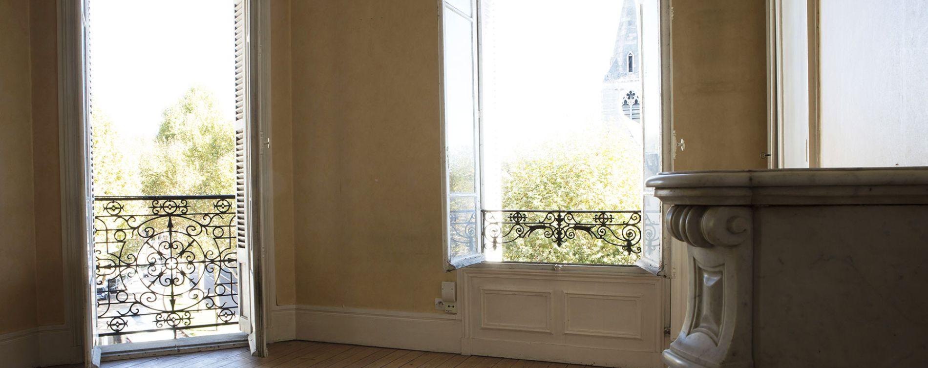 Rouen : programme immobilier à rénover « Saint-Vivien » en Loi Malraux (2)