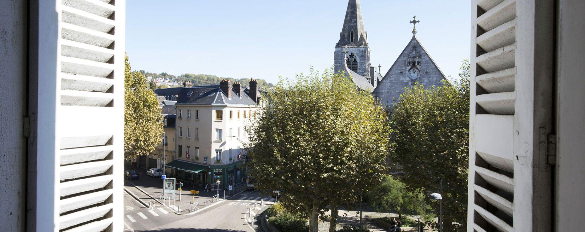 Résidence Saint-Vivien à Rouen