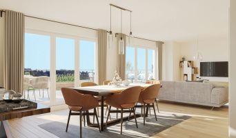 Rouen programme immobilier neuve « Solarium »  (2)