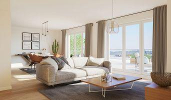 Rouen programme immobilier neuve « Solarium »  (3)