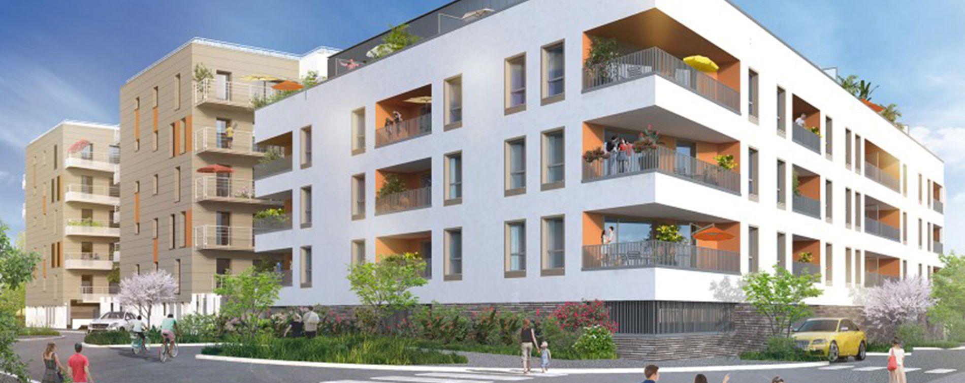 Résidence Villa Garance à Rouen