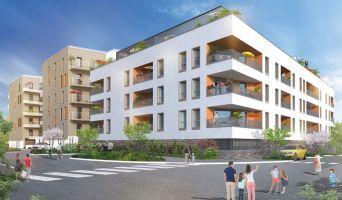 Résidence « Villa Garance » programme immobilier neuf en Loi Pinel à Rouen n°1