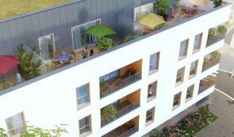 Résidence « Villa Garance » programme immobilier neuf en Loi Pinel à Rouen n°2
