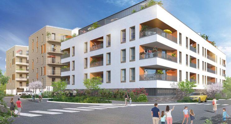 Photo du Résidence « Villa Garance » programme immobilier neuf en Loi Pinel à Rouen