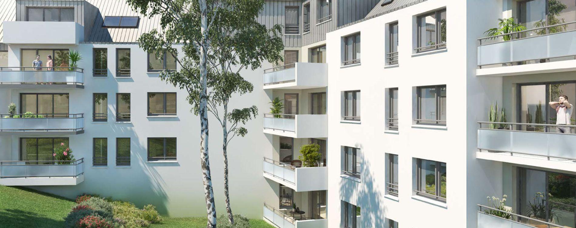 Résidence Villa Les Nymphéas à Rouen