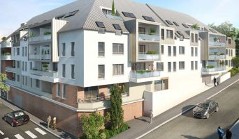 Résidence « Villa Les Nymphéas » programme immobilier neuf en Loi Pinel à Rouen n°1
