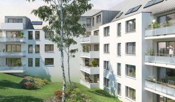 Résidence « Villa Les Nymphéas » programme immobilier neuf en Loi Pinel à Rouen n°2