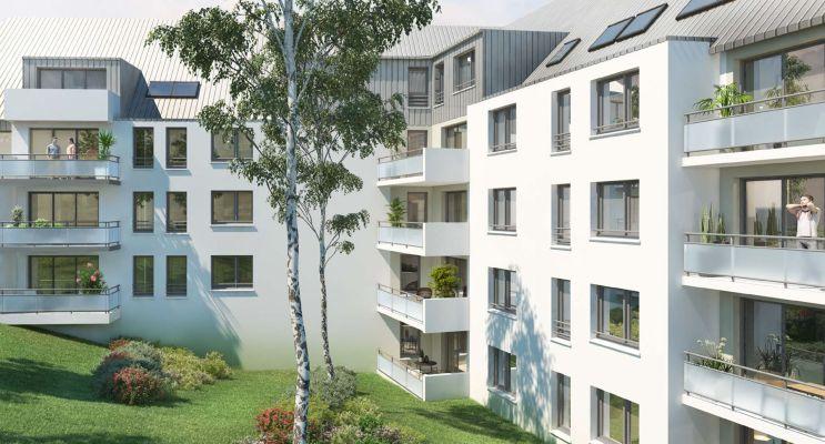 Photo n°2 du Résidence « Villa Les Nymphéas » programme immobilier neuf en Loi Pinel à Rouen