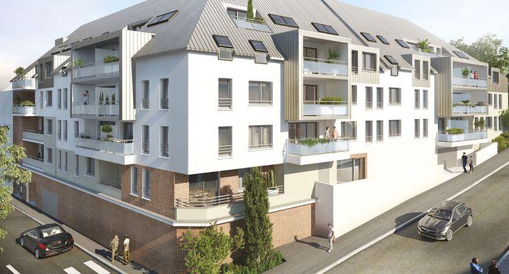 Photo du Résidence « Villa Les Nympheas » programme immobilier neuf en Loi Pinel à Rouen