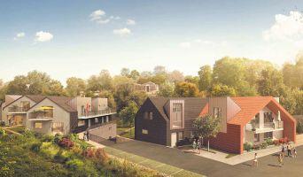 Photo du Résidence « Les Chalets » programme immobilier neuf en Loi Pinel à Sainte-Adresse