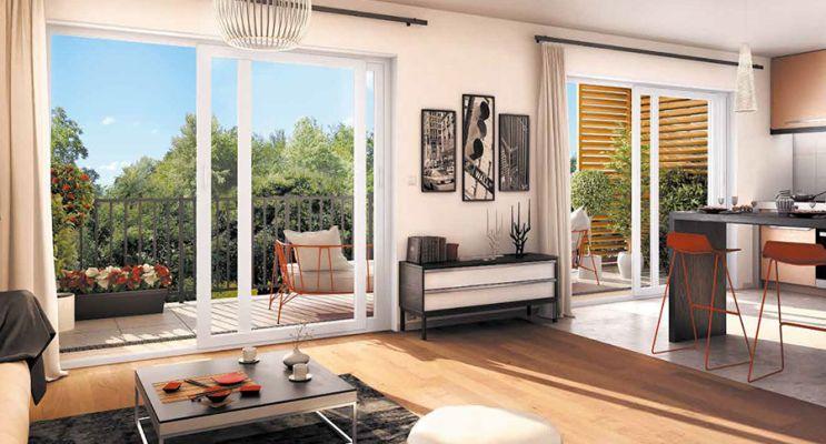 Résidence « Les Chalets » programme immobilier neuf en Loi Pinel à Sainte-Adresse n°4