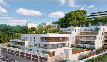 Sainte-Adresse programme immobilier neuve « Perle d'Albâtre » en Loi Pinel  (2)