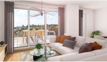 Sainte-Adresse programme immobilier neuve « Perle d'Albâtre » en Loi Pinel  (4)