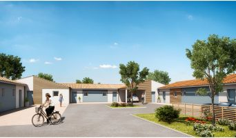 Photo du Résidence « Hameau de l'Estran » programme immobilier neuf en Loi Pinel à Angoulins