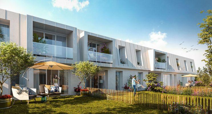 Résidence « Blanc Pavois » programme immobilier neuf en Loi Pinel à Aytré n°2