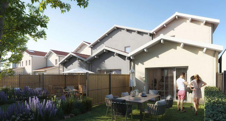 Photo du Résidence « Hameau des Salines » programme immobilier neuf en Loi Pinel à Châtelaillon-Plage