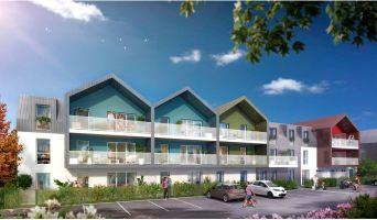 Châtelaillon-Plage programme immobilier neuve « Les Voiles d'Eugénie »  (2)