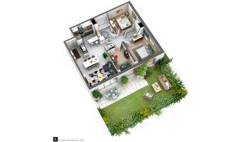 Châtelaillon-Plage programme immobilier neuve « Les Voiles d'Eugénie »  (5)