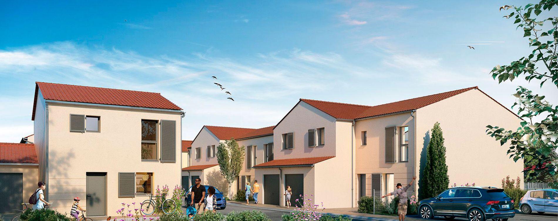Dompierre-sur-Mer : programme immobilier neuve « Les Jardins de l'Océan » (2)