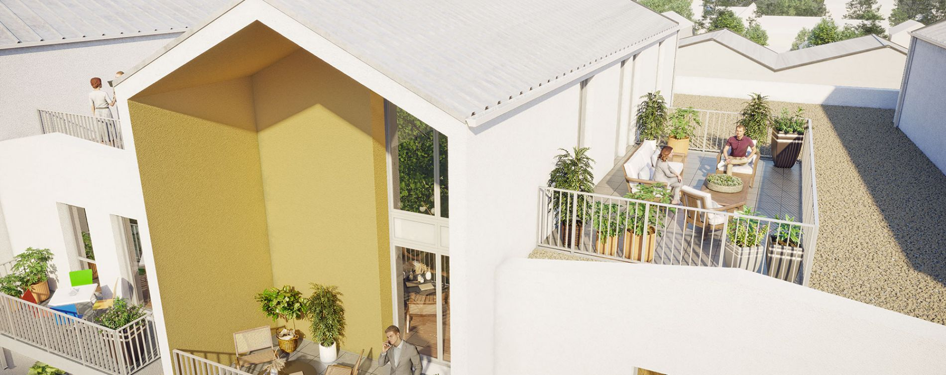 La Rochelle : programme immobilier neuve « Alcea » en Loi Pinel (2)
