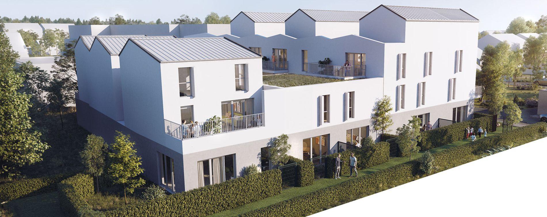La Rochelle : programme immobilier neuve « Alcea » en Loi Pinel (3)