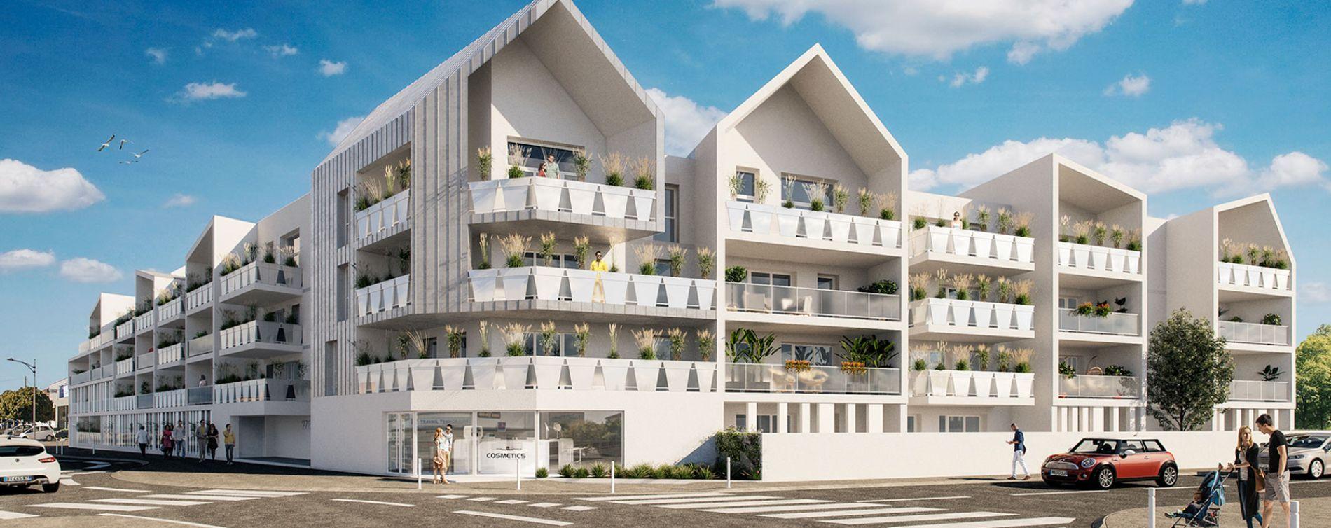 Résidence Amaria à la Rochelle