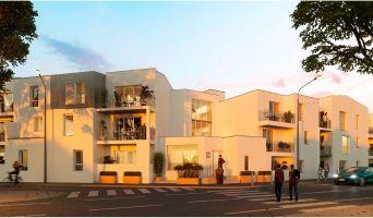 Photo du Résidence « Area » programme immobilier neuf en Loi Pinel à La Rochelle